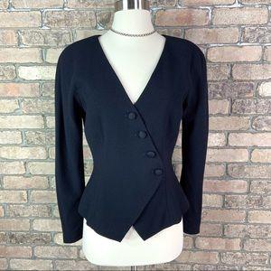 Ellen Tracy Blazer Jacket Career Professional 4